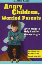 Omslag Angry Children, Worried Parents