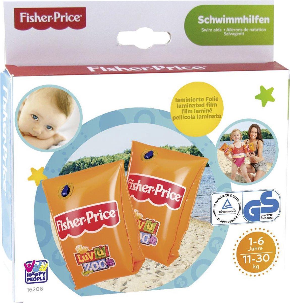 Happy People - Fisher-Price- Zwembandjes - Zwemhulp