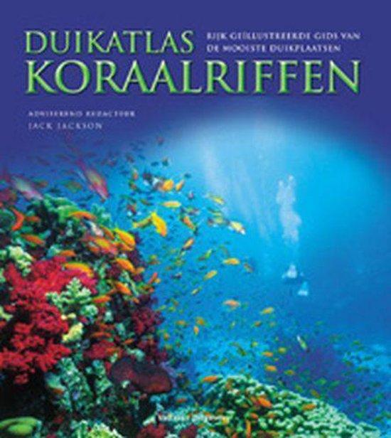 Duikatlas koraalriffen - J. Jackson |