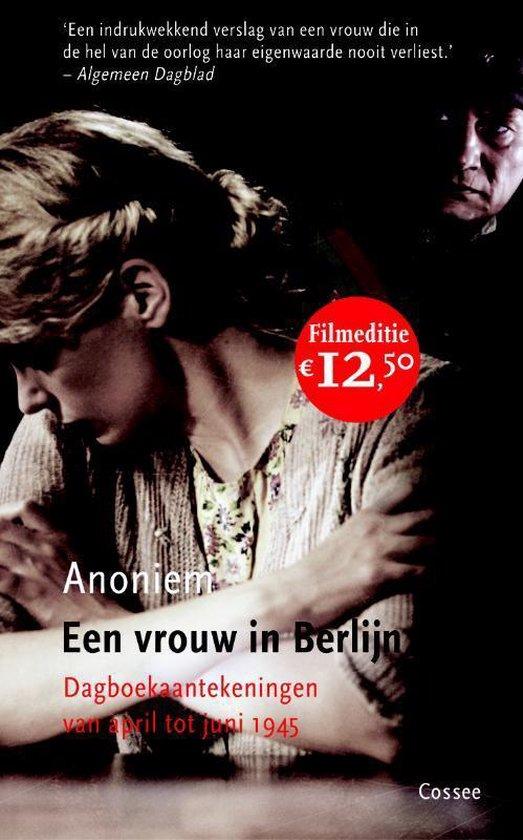 Een vrouw in Berlijn - Anoniem |