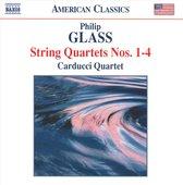 String Quartets Nos. 1-4
