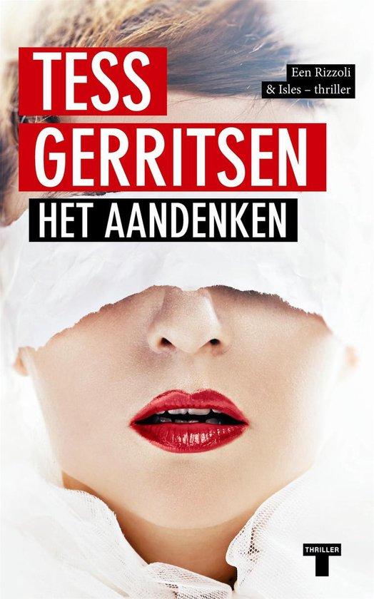 Rizzoli & Isles 7 - Het aandenken - Tess Gerritsen  