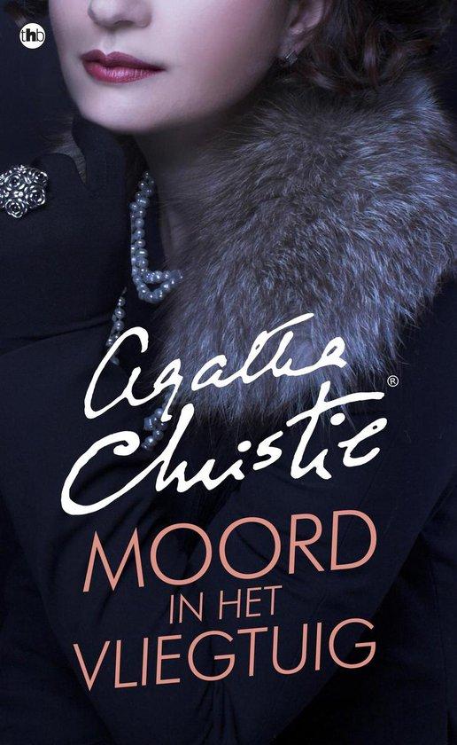 Poirot 12 - Moord in het vliegtuig - Agatha Christie |