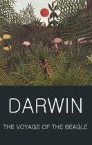 Boek cover The Voyage of the Beagle van Charles Darwin