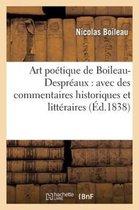 Art Po tique de Boileau-Despr aux