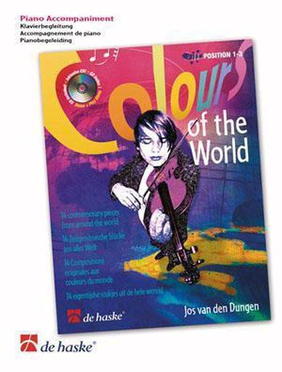Colours of the World - J. V.D. Dungen  