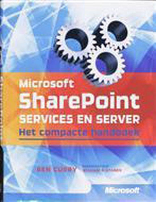 Het compacte handboek SharePoint - Ben Curry |