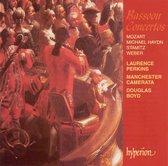 Mozart, M. Haydn, et al: Bassoon Concertos / Perkins, et al