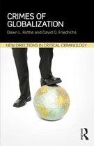 Boek cover Crimes of Globalization van Dawn Rothe