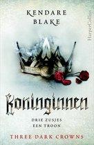 Three Dark Crowns 1 -   Koninginnen