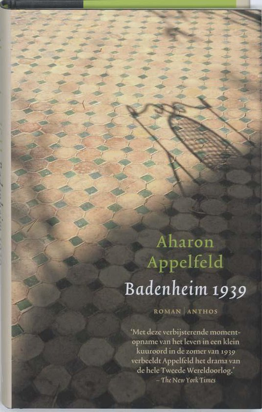 Badenheim 1939 - Aharon Appelfeld |