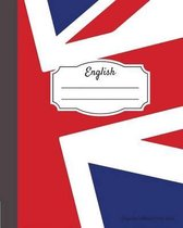 English Composition Notebook College Ruled