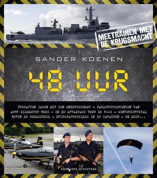 Boek cover 48 Uur van Sander Koenen (Paperback)