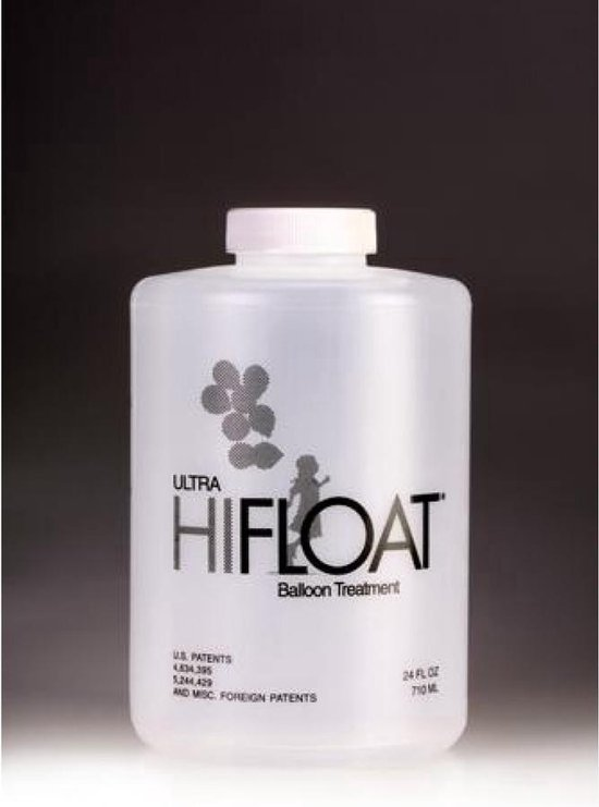 Helium Gel Ultra Hi-Float - 710 ml (zonder pompje)
