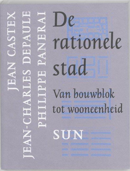 De rationele stad - J. Castex |
