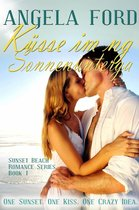 Küsse im Sonnenuntergang