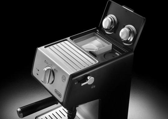 De'Longhi ECP35.31 - Pistonmachine - Zilver/Zwart