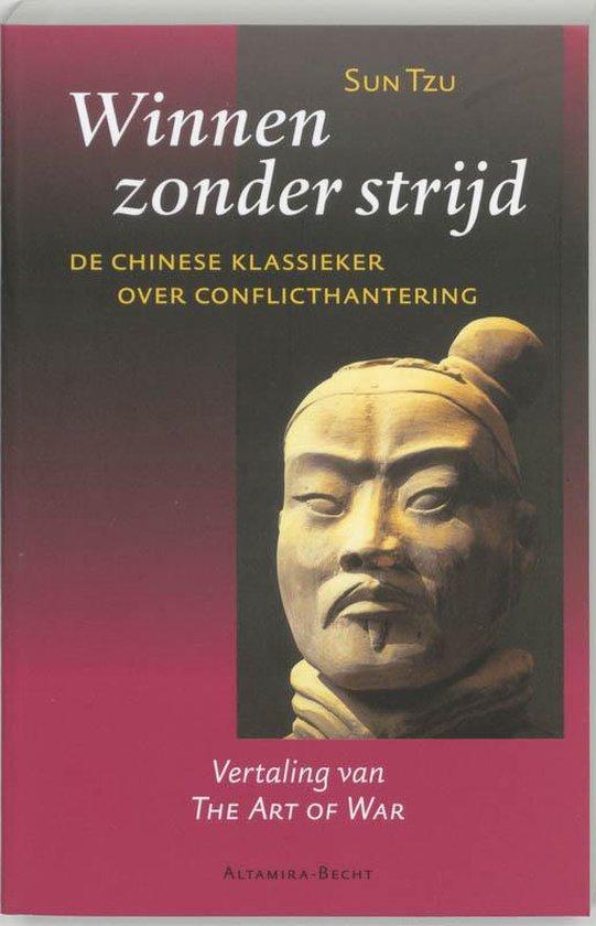 Winnen Zonder Strijd - Sun Tzu |