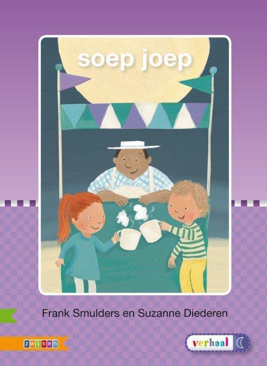 Veilig leren lezen - Soep Joep AVI M3 - Frank Smulders pdf epub