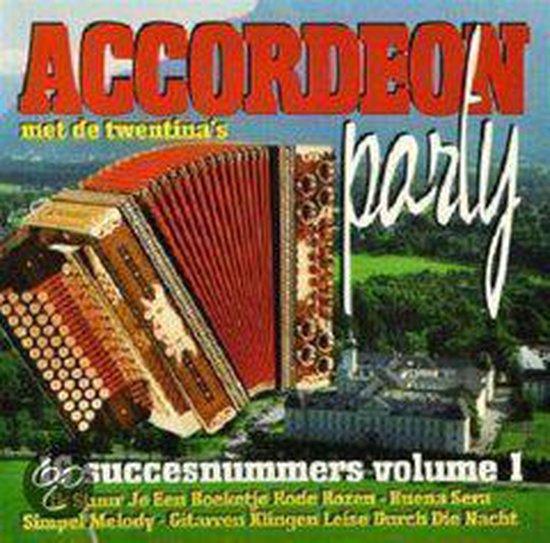 Accordeon party (met de Twentina's)