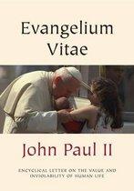 Boek cover Evangelium Vitae (Gospel of Life) van Pope St John Paul, II