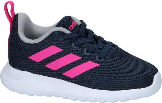 adidas Lite Racer Kids Sneakers - Blauw