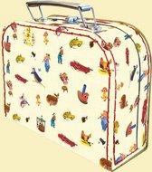 koffertje mei gouden boekjes 3 ex