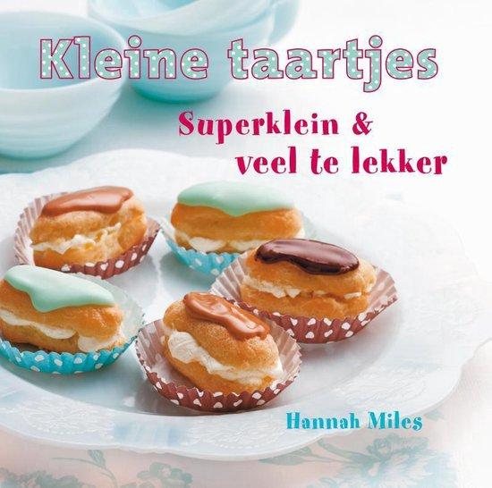 Kleine taartjes - Hannah Miles |