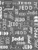 Jedd Composition Notebook Wide Ruled