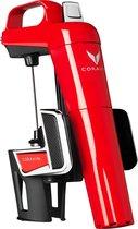 Coravin Model Two Elite - Wijnsysteem - RVS - 6x14x21 cm - Rood