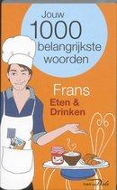 Boek cover Van Dale Taalgids Eten En Drinken / Deel Frans van Van Dale