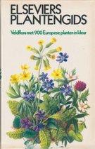 Omslag Elseviers plantengids. Veldflora met 900 Europese planten in kleur.