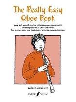 Really Easy Oboe Book