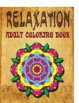 Relaxation Adult Coloring Book, Volume 8