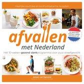 Boek cover Afvallen met Nederland. Hét 10-weken-gezond-slankprogramma voor jouw streefgewicht van Jeroen van Egmond