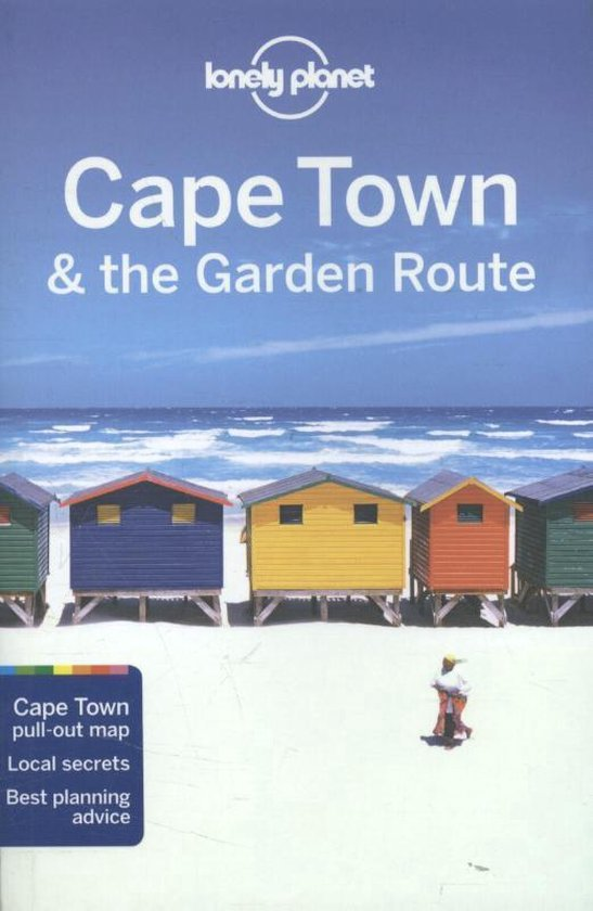 Lonely Planet: Cape Town & the Garden Route (8th Ed)