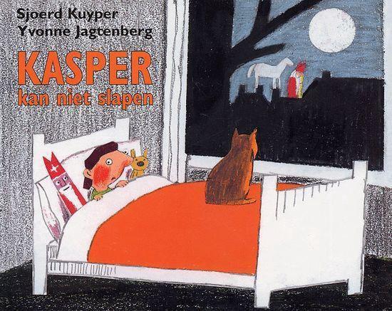 Kasper Kan Niet Slapen - Yvonne Jagtenberg |