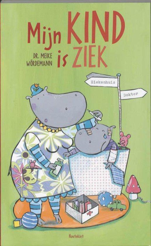 Cover van het boek 'Mijn kind is ziek'