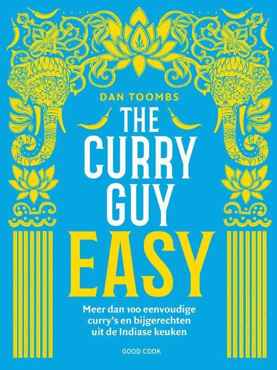 The Curry Guy Easy - Dan Toombs |