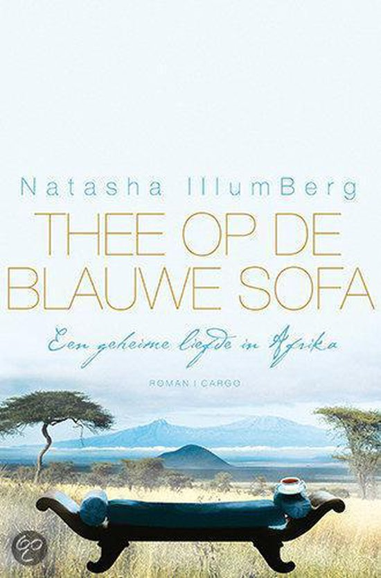 Thee Op De Blauwe Sofa - Natasha Illum Berg  