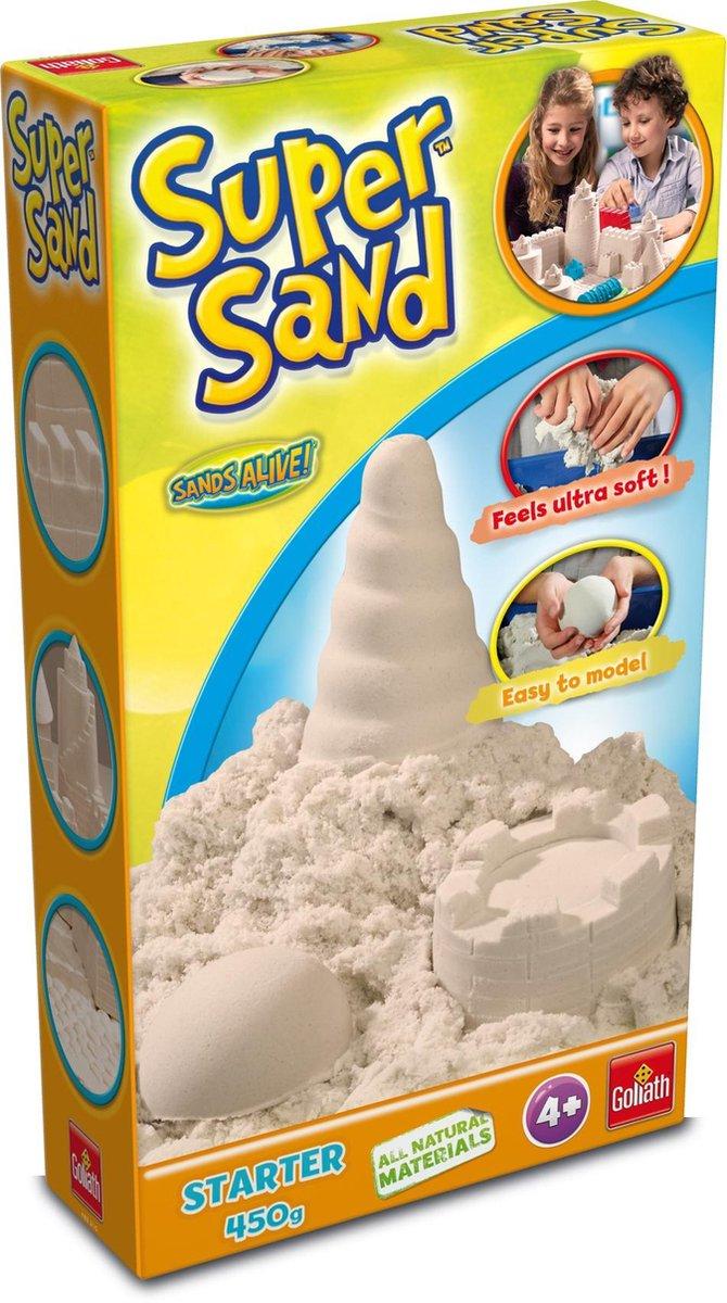 Super Sand Startset - Speelzand - 450 gr Zand