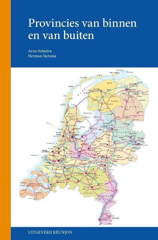 Provincies van binnen en van buiten - Arno Seinstra | Readingchampions.org.uk