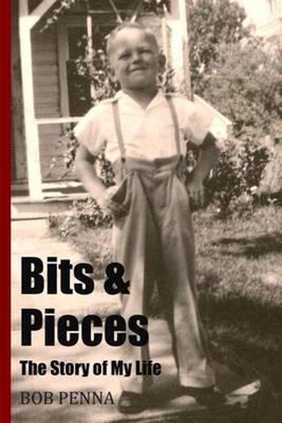 Boek cover Bits & Pieces van Bob Penna (Paperback)