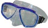 Duikmasker LYBRA blauw/transparant siltra Shallow