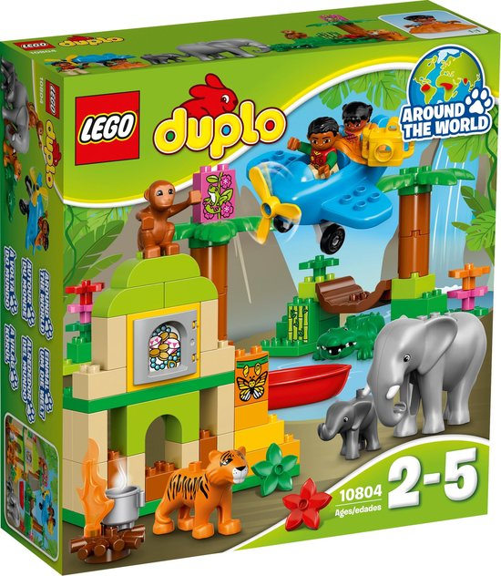LEGO DUPLO Jungle - 10804