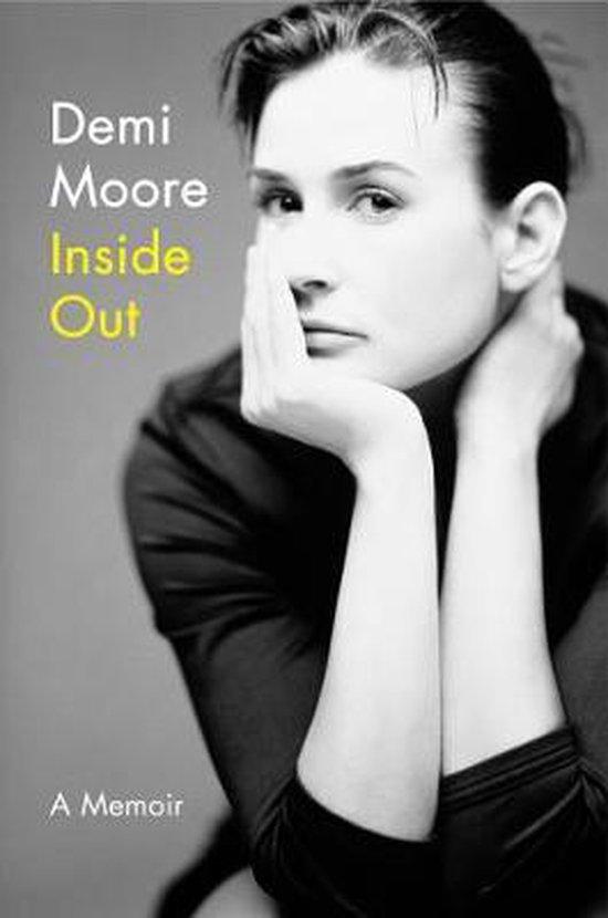 Boek cover Inside Out van Demi Moore (Hardcover)