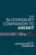 Boek cover The Bloomsbury Companion to Arendt van