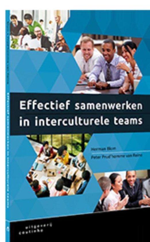 Effectief samenwerken in interculturele teams - Herman Blom  