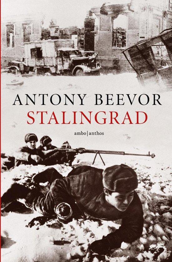 Stalingrad - Antony Beevor |