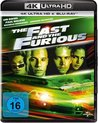 The Fast And The Furious (Ultra HD Blu-ray & Blu-ray)